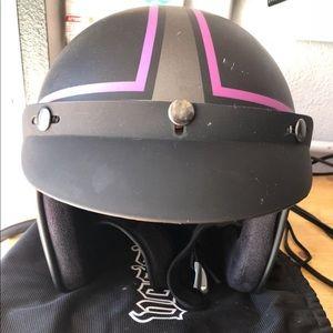 Women's BOSS MC Helmet